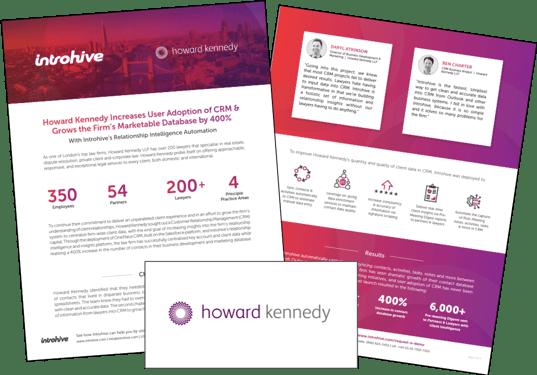 Howard Kennedy Case Study-2
