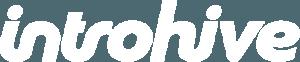 Introhive white Logo