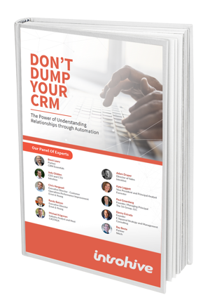 eBook design_Dont Dump Your CRM EGuide